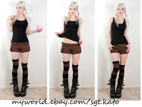 Superior Blonde Kato! I Love This Girlu0027s Style; Sheu0027s Probably My All Time Favorite