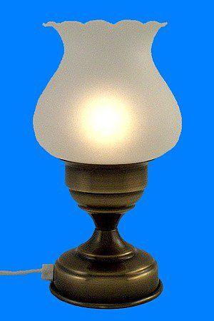 Lampa stolní LES 010131, stínidlo SSA 112301