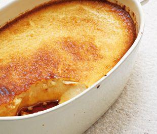 Avec Alain Ducasse la recette des oeufs au lait n'a plus de secret pour nous. Ou comment on peut cuisiner facile comme un chef !