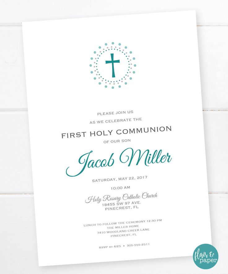 Best Religious Invitations Images On   Card Stock
