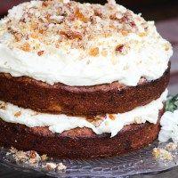 Mothers Day – Hummingbird Cake