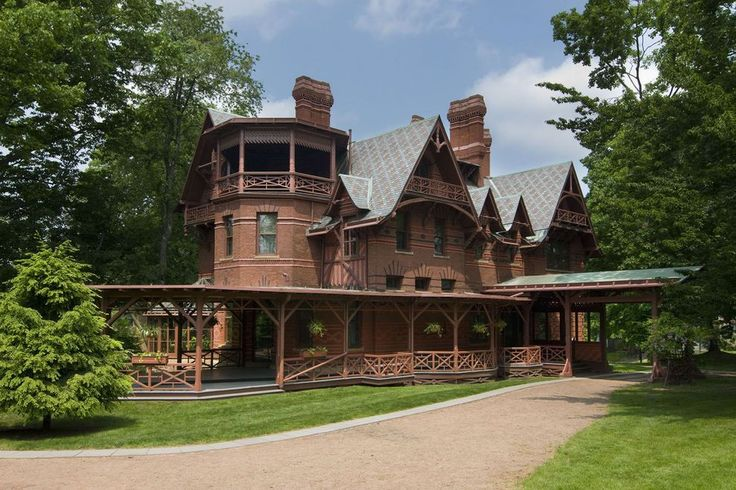 Vote - Mark Twain House & Museum - Best Connecticut Attraction Nominee: 2017 10Best Readers' Choice Travel Awards