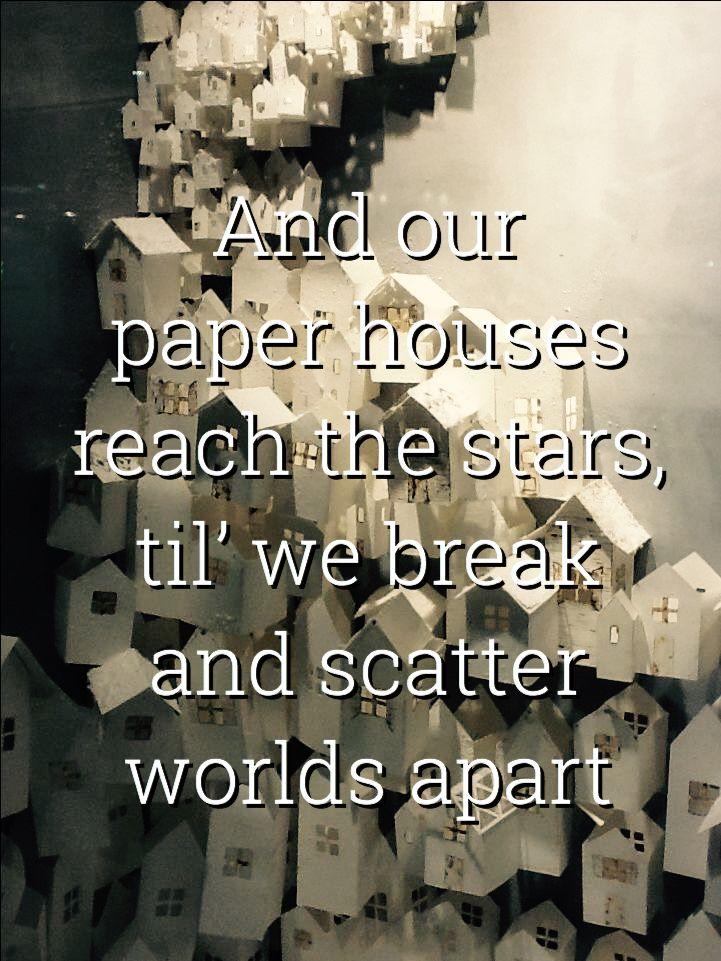 Paper Houses // Niall Horan