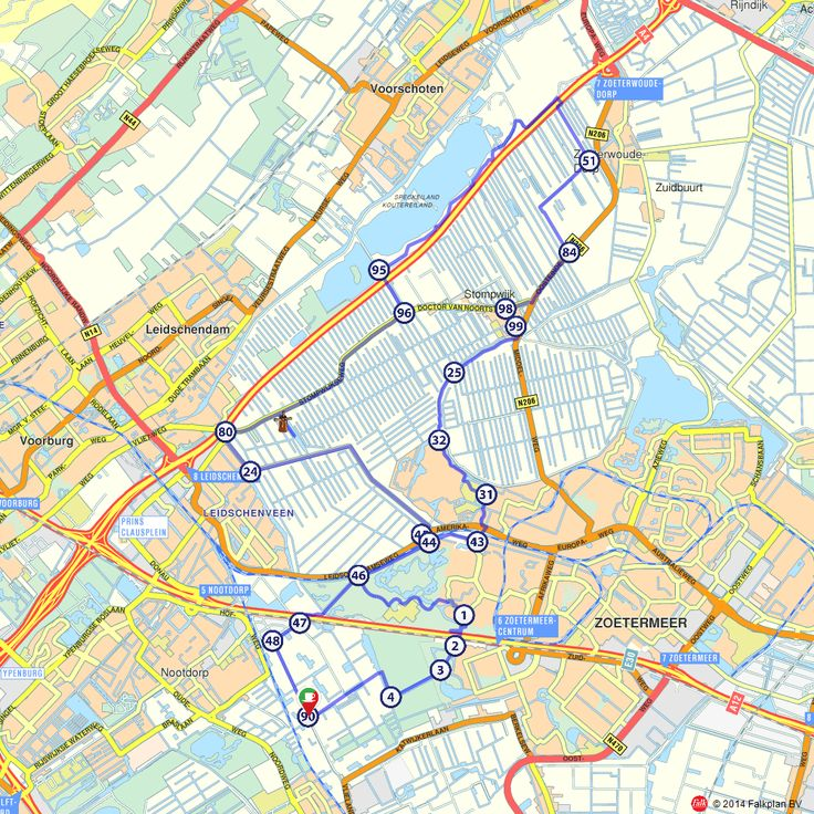 Fietsroute: Fietsen vanuit Nootdorp in een waterrijk gebied  (http://www.route.nl/fietsroutes/115703/Fietsen-vanuit-Nootdorp-in-een-waterrijk-gebied/)