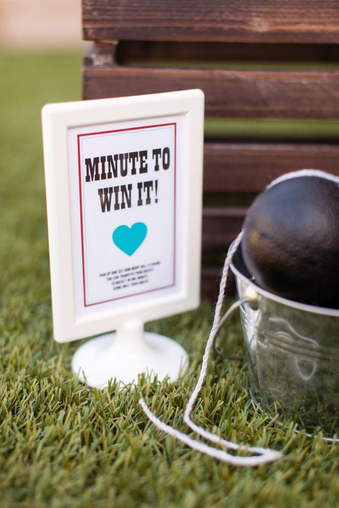 Couples Shower Games + Free Printables