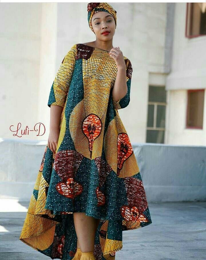 African Attire #africafashion,