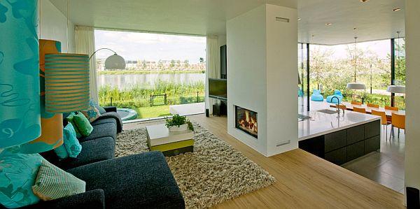 ♥ dutch design for elevated living room