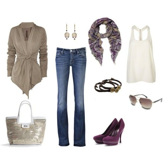 Purple Shoes, Fashion, Casual Style, Clothing, Purple Accent, Colors, Outfit, Jeans, Purple Heels