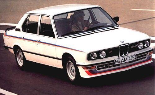 BMW Serie 5 E12 m535i