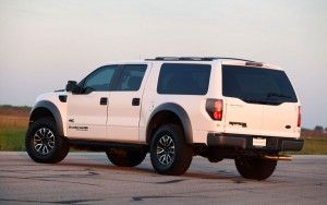 2015 Ford Excursion msrp