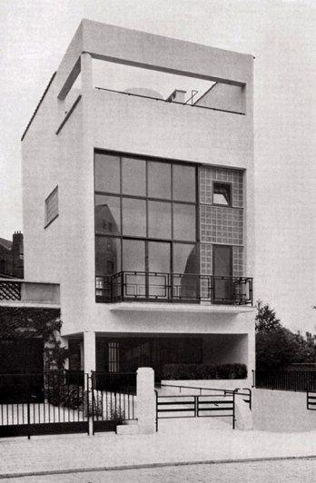 547 best architect le corbusier images on pinterest. Black Bedroom Furniture Sets. Home Design Ideas