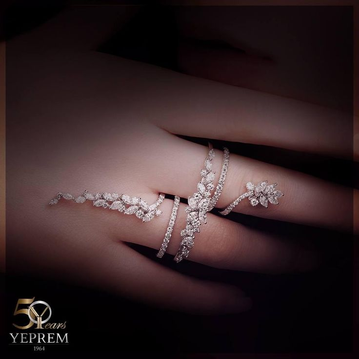 Beautiful rings Yeprem | Unique Jewelry | Pinterest | Beautiful ...