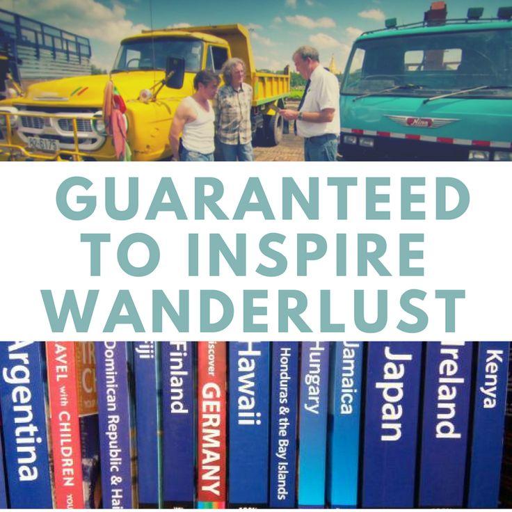 10 Travel Books, Movies & TV Series Guaranteed to Inspire Wanderlust