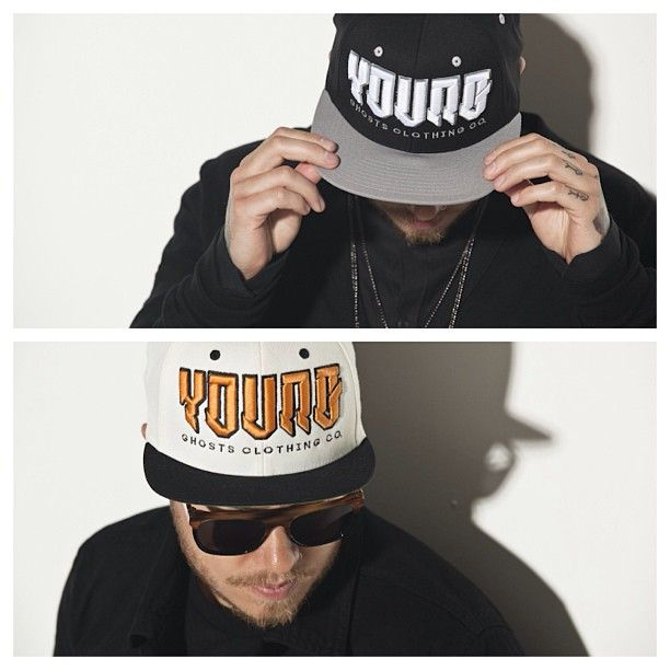 YOUNG snapback
