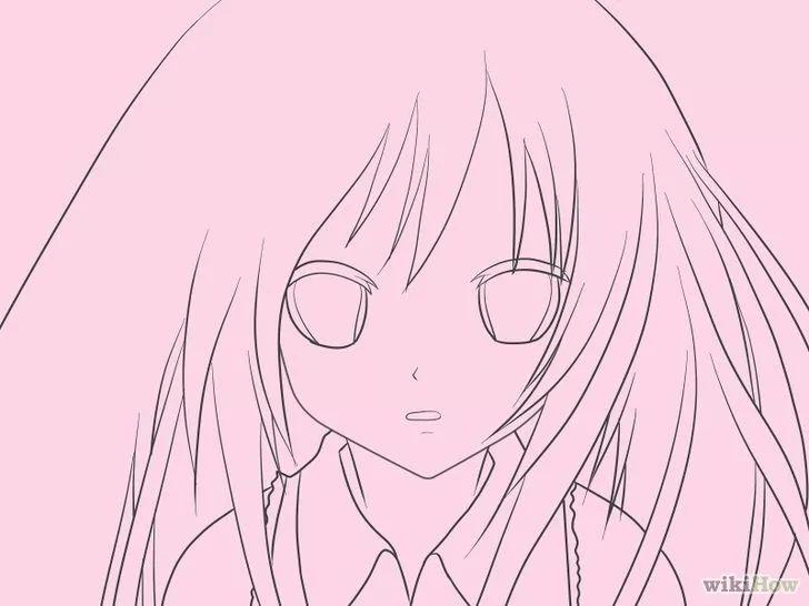 Imagen titulada Draw Hatsune Miku Step 9