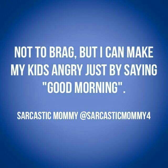 Mom humor :)
