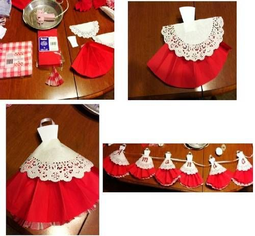 Kitchen Bridal Shower - Apron Theme - OCCASIONS AND HOLIDAYS