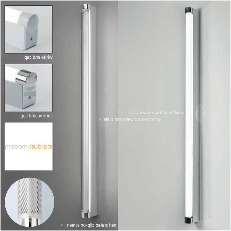25 best fluorescent tubes ideas on pinterest plexi - Fluorescent bathroom lighting fixtures ...