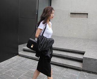 ラウンドネック半袖Tシャツ - PROSTJ - Ladies Round-Neck Short Sleeved T-Shirt