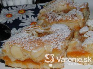 Ľahký marhuľový koláč