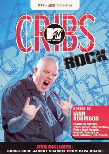 MTV Cribs: Rock [DVD]
