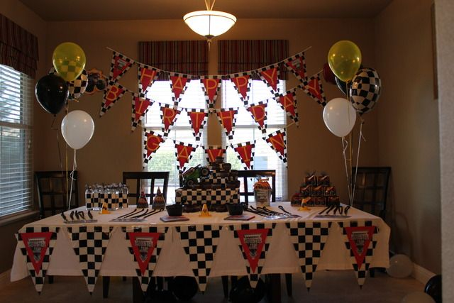 """Photo 1 of 37: Monster Truck / Birthday """"Monster Jam Party"""" 