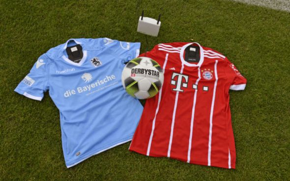 In what's claimed to be a primary in soccer, sensors in a match ball in addition to the jerseys of each groups have been used to gather actual-time knowledge in-recreation to help a stay broadcast. The match final October was an area derby in Germany's fourth-tier Regionalliga, between the res...