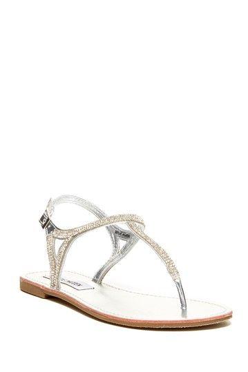 Steve Madden Seliaa Embellished Sandal by Assorted on @HauteLook