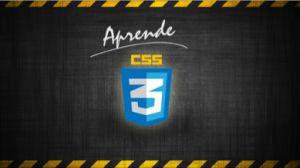 Curso de CSS3 en español, desde  cero y totalmente gratis