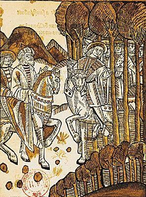 Charles VIII et les guerres d'Italie