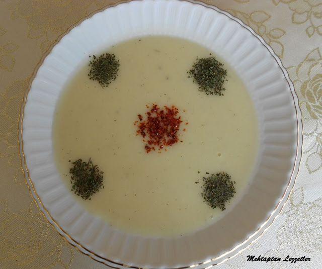 Patates Çorbası   Marifetli Bloglar   Lezzetli Sofralar