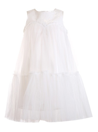 Special occasion dress from One Red Fly. Beautiful dresses that would be suitable for flower girls, communions, christenings or birthday parties.  http://www.thechildrensdepartment.com.au/store/pc/One-Red-Fly-Antique-Dress-24p1767.htm