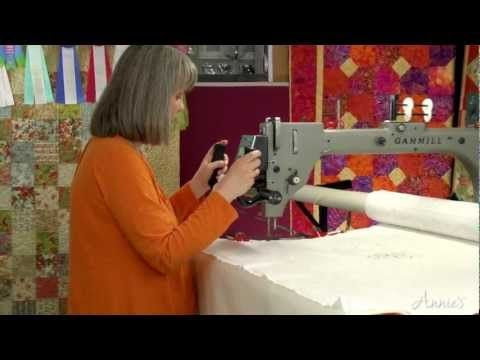 Free Preview Video for Fundamentals of Freehand Long-Arm Quilting With Terri Watson -- an Annie's Online Class. Order here: http://www.anniescatalog.com/onlineclasses/detail.html?code=QCV01