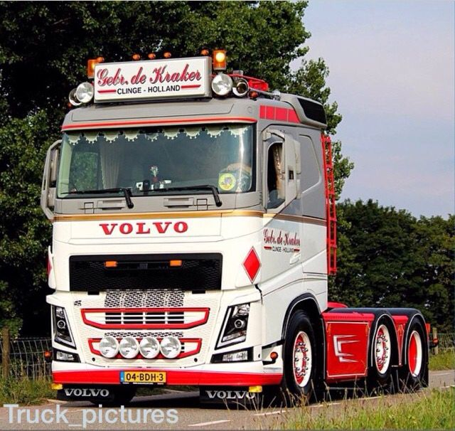 56 best volvo fh4 images on pinterest volvo trucks - Bac a semis ...