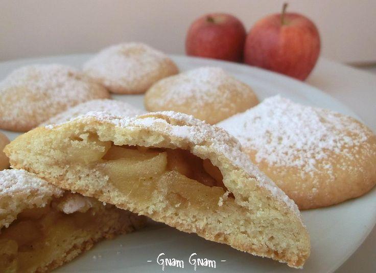 Biscotti cuor di mela | Ricetta