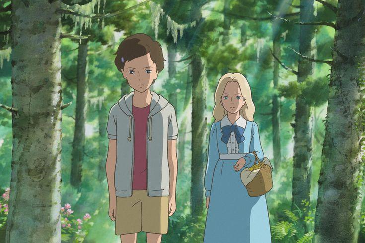 'El recuerdo de Marnie' (Hiromasa Yonebayashi, 2014)