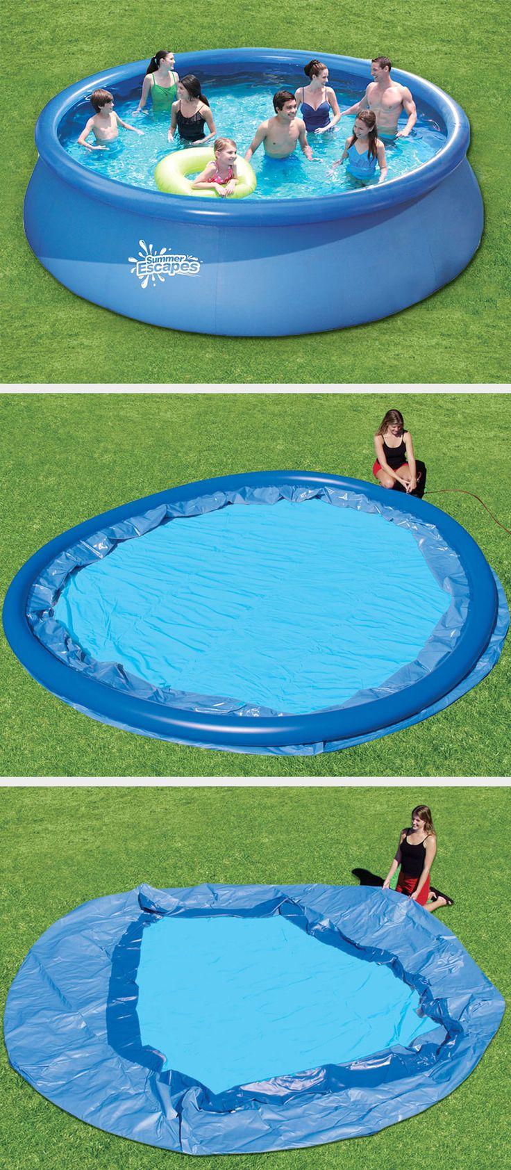 New Badespa f r die ganze Familie Quick Up Pools und Planschbecken Jetzt bequem und g nstig bei POOLSANA bestellen