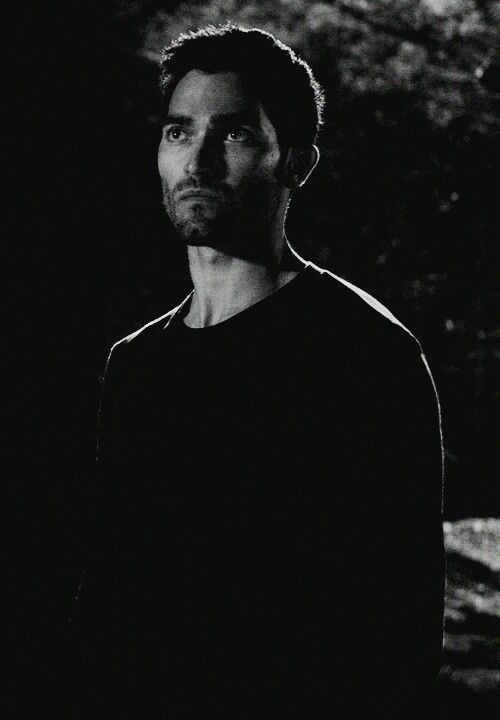 Tyler Hoechlin as Derek Hale, Teen Wolf