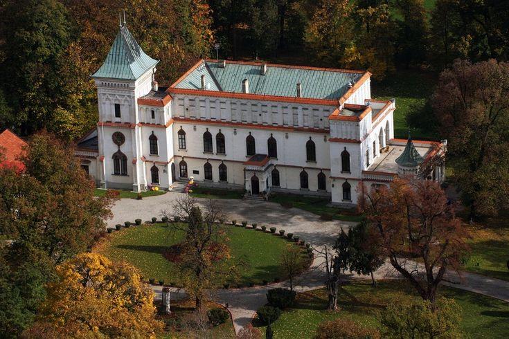 Atrakcje Zamek Przecław