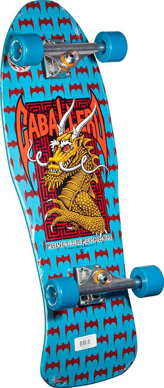 Powell Peralta Steve Caballero Complete Skateboard