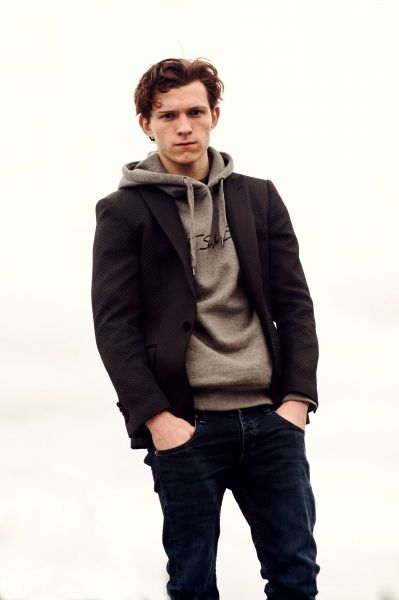 Fan Cast: Tom Holland as Lucius Russell (At age 21) - A 200 year old healthy yet unhappy man living a lonely life with autism who's placed in a machine that turns him into a young man so he can have a second chance at life.