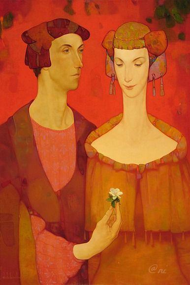 The Flower by Maia Ramishvilli (aka Maia Ramish)