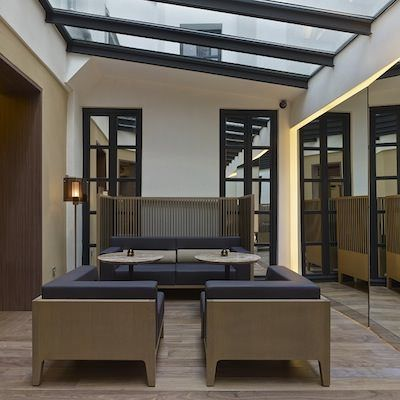 Hotel de Nell: cool new chic boutique hotel in Paris