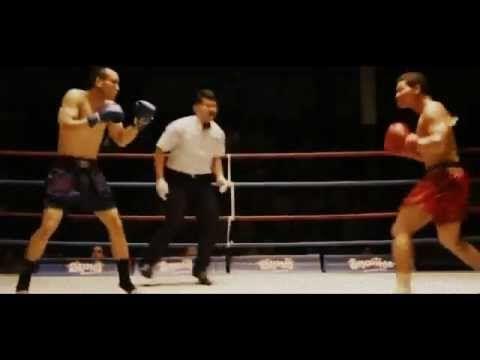 Ma Boy Dance-Thai Boxer in Dutchmill Smoothie Advertising (HQ)