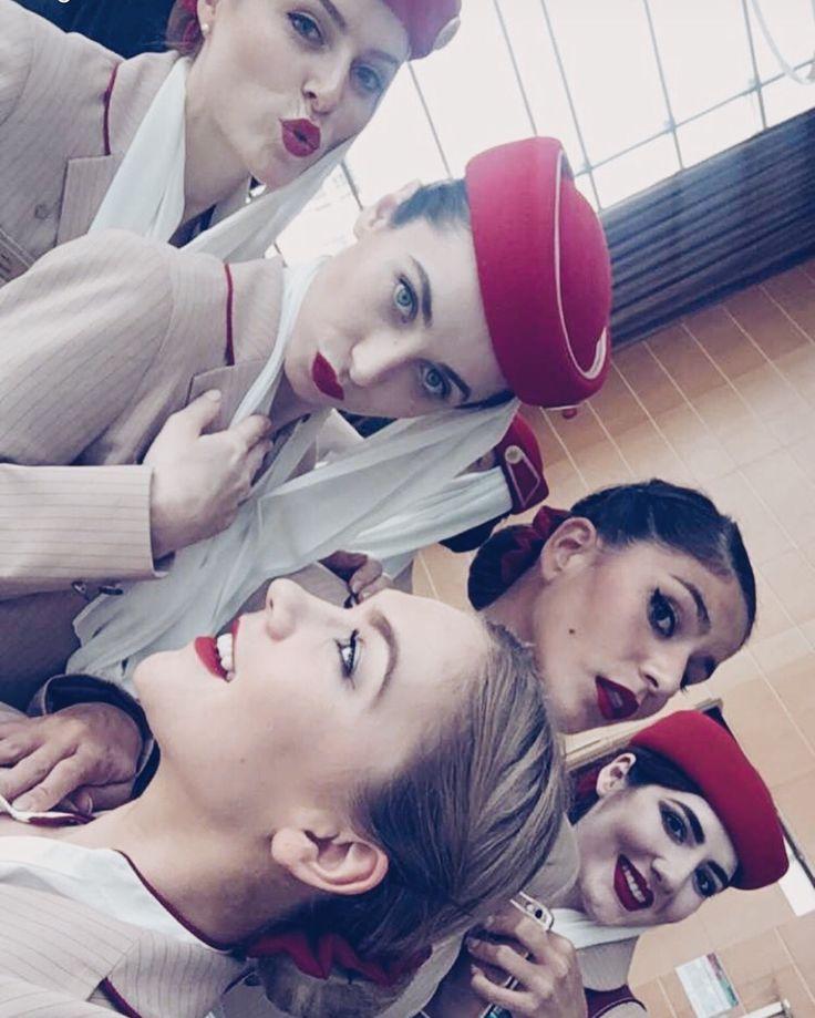 Emirates cabin crew life  @ivanownariri