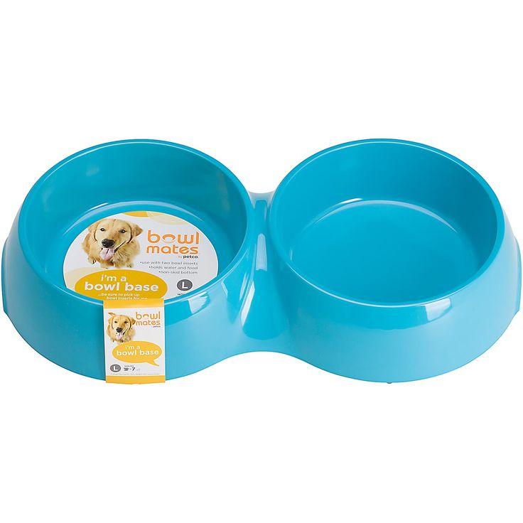 raised cat food bowls petco