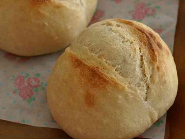 トースターで焼く本格パンの画像