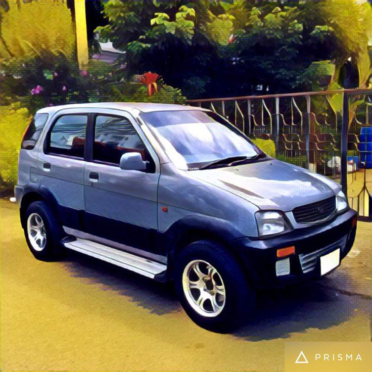 Daihatsu Terios 4x4: 40 Best Daihatsu Terios 4x4 Images On Pinterest