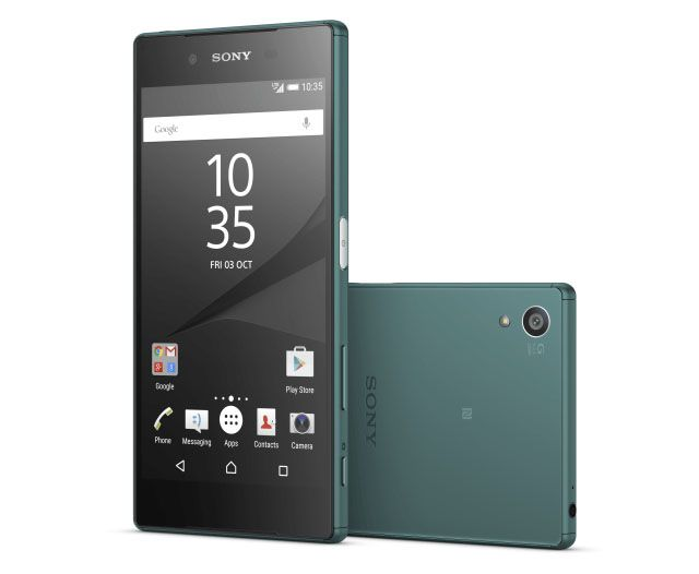 The Sony Xperia Z5 Packs the World's Best Smartphone Camera