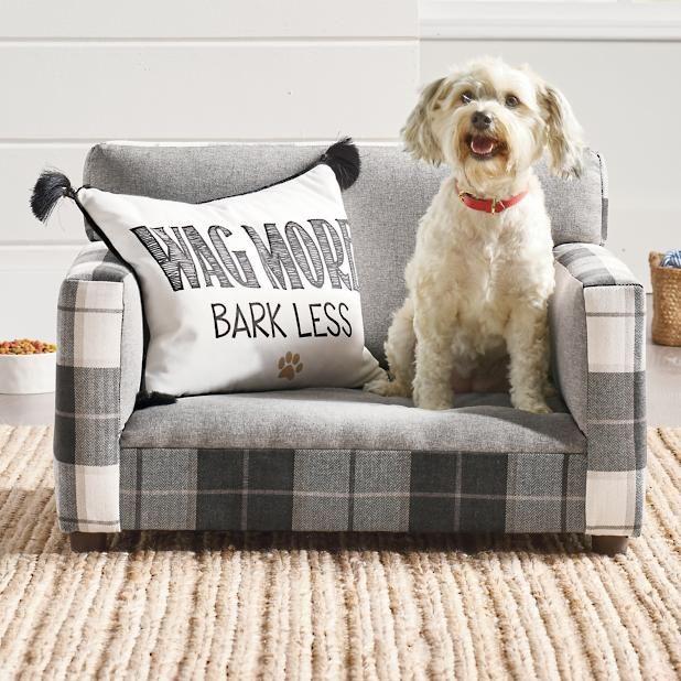 Bailey Pet Sofa Grandin Road Pet Sofa Dog Sofa Bed Dog Bed